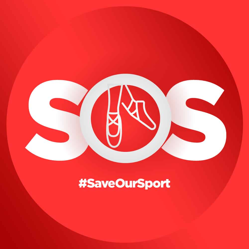 SOS Danse- #saveoursport