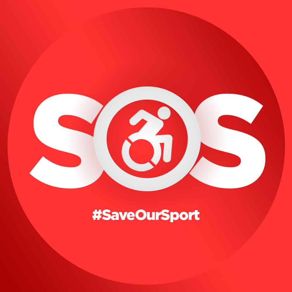 SOS Handisport - #saveoursport