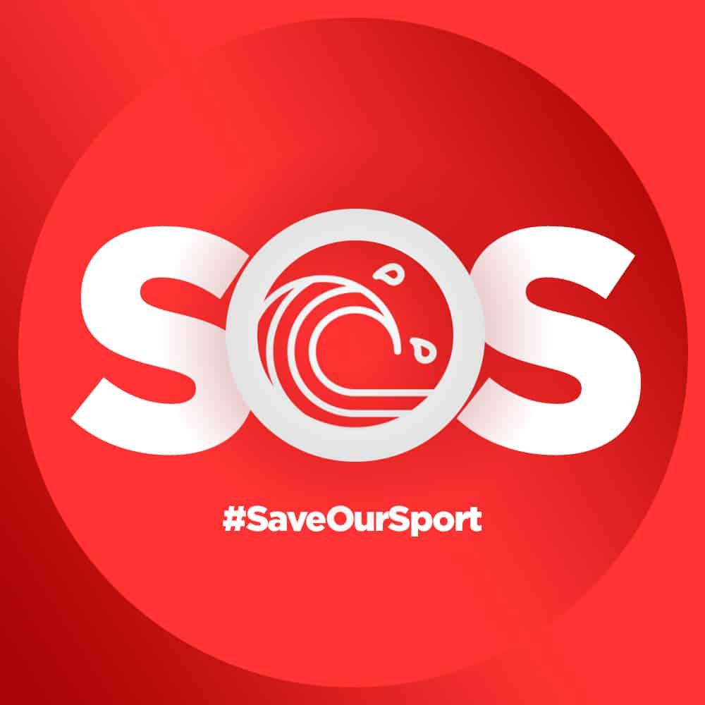 SOS Surf - #saveoursport
