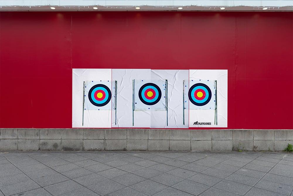 Tir de précision - sport de rue - marketing sportif et propagande active
