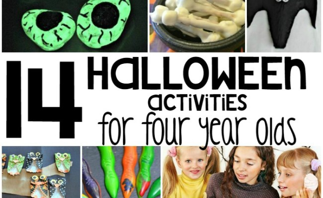 14 Halloween Activities For 4 Year Olds Page 13
