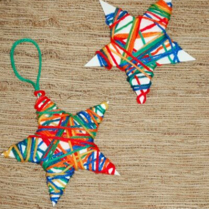 How To Make Christmas Ornaments For Kids