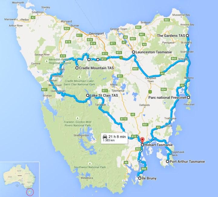 itinéraire tasmanie copy copy