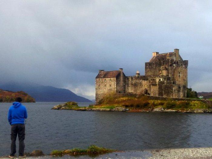 © Romain Dondelinger Eleian Donan Castle 1