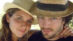 Romain et Chloe en en WHV Australie