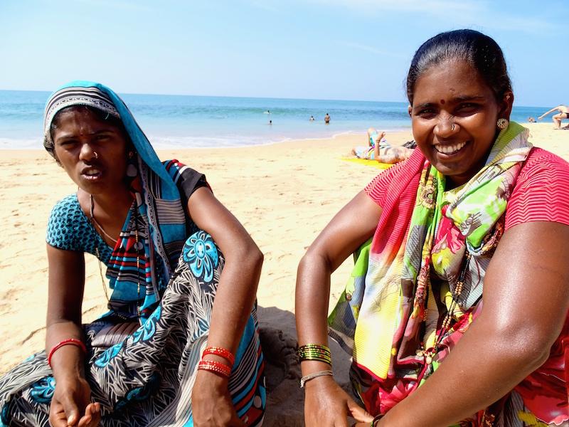 Lieux de rencontre dans le sud de Goa