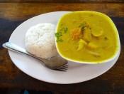Le fish amok, une spécialité khmer