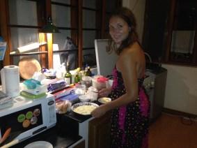 Mode cuisinière !