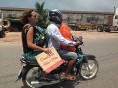 Moto-taxi