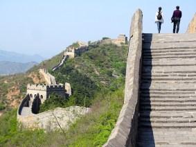 La grande muraille !
