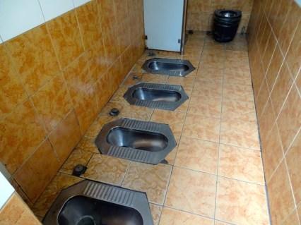 Toilettes du Airbnb à Pékin