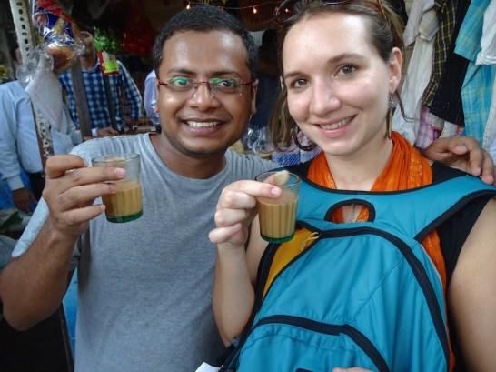 Le Chai, Inde