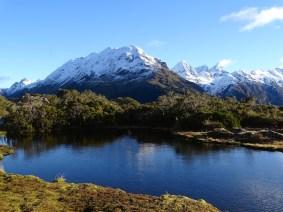 Key Summit à Fiordland
