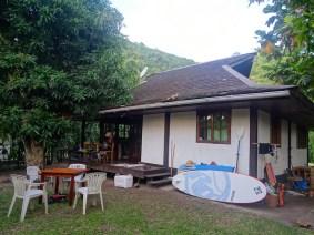 A Tahiti chez Lydie