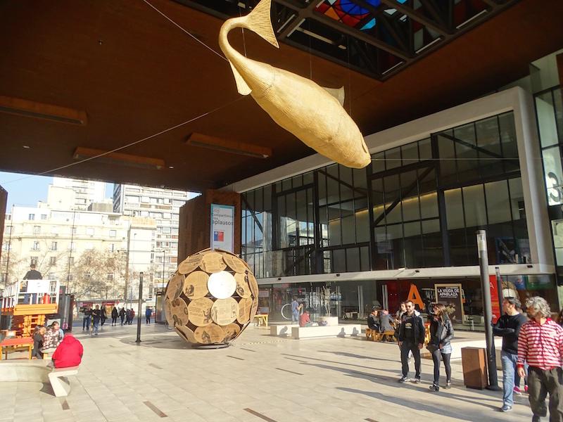 Centre artistique de Santiago