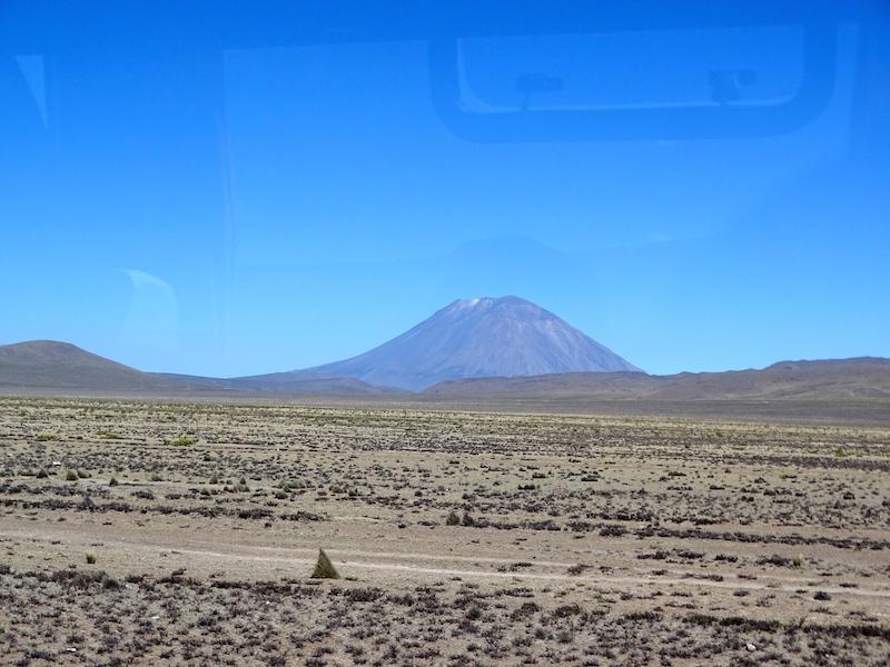 Arequipa, 3 800m
