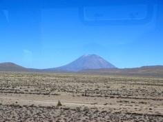 En route pour le Canyon del Colca, 3 800m