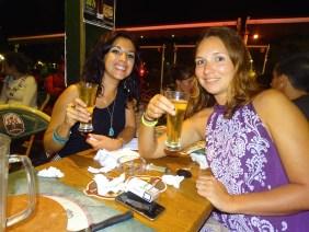 Avec Sarah à Tahiti