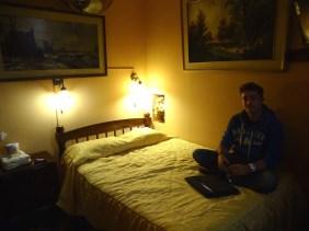 Hôtel Espana à Lima