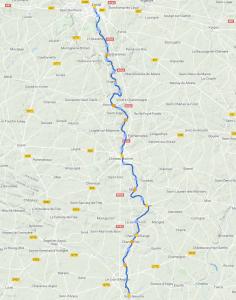 Itinéraire mayenne