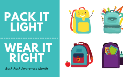 Backpack Strategies for Parents and Students