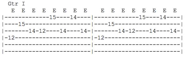 Sweet Child O Mine Tab by Guns N Roses Ultimate Guitar.Com