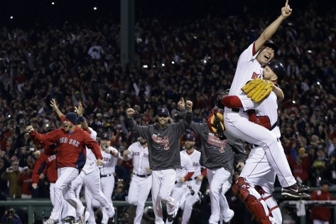 Sito Web di incontri Red Sox