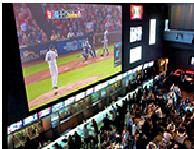 Reel Sports bar