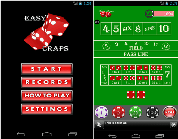 Craps for Real Money or Free - Wizard of Odds