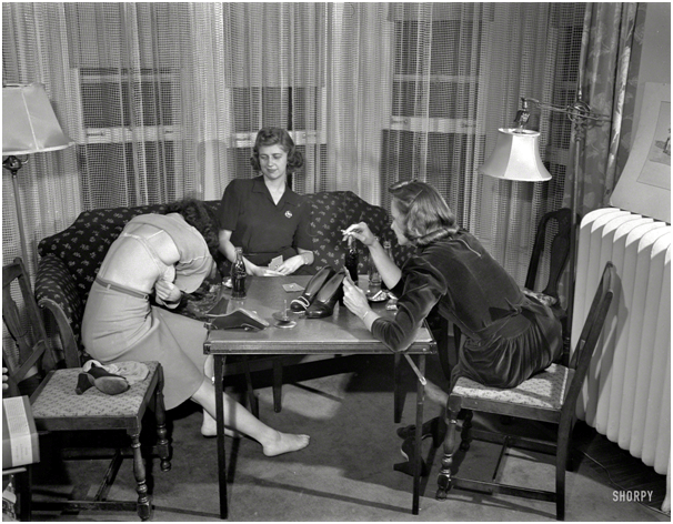 Strip Poker- History