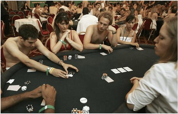 покер онлайн стрип играть