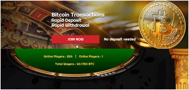 BTC deposit