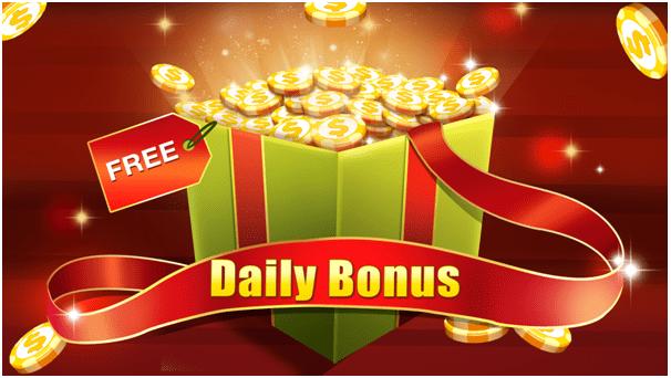 Bonus offered to play Keno Kino App