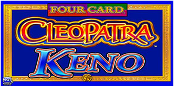 Four Card Cleoptara Keno