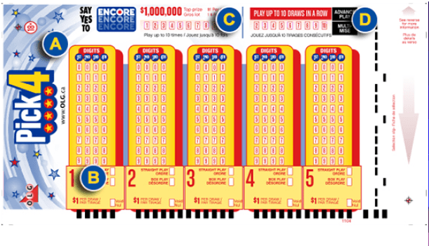 The Lucky Pick 4 Winning Numbers in Keno - Find the numbers to play