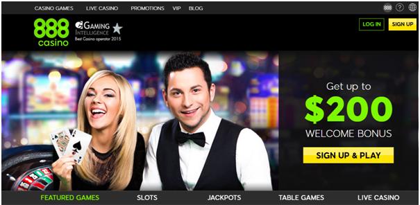 888 Casino Canada