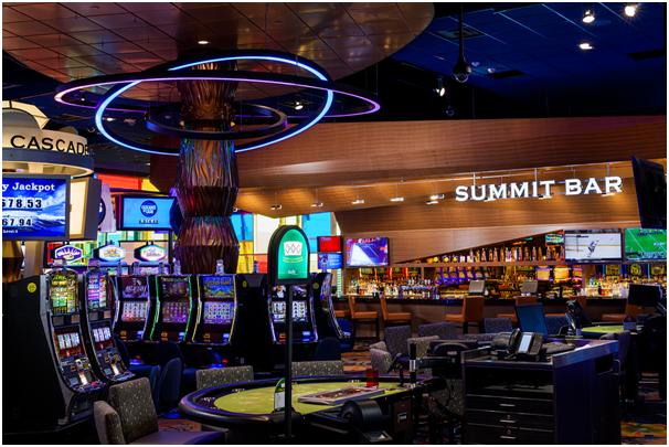 Cascades Casino Kamloops Canada to play Keno Games and slot machines