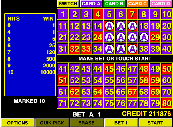 Four-Card-Keno-how-to-play