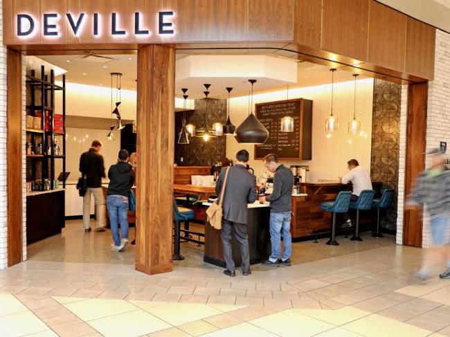 DeVille Luxury Coffee