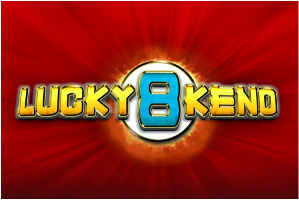 How to play Lucky 8 Keno?