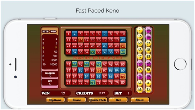 Keno apps to download now