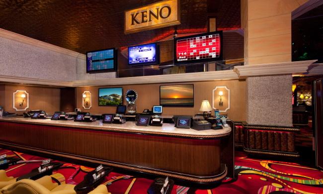 Keno machines do not need to cheat