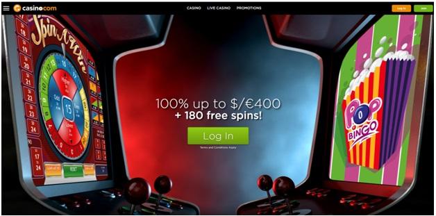 Top three Keno games at Casino.com Canada