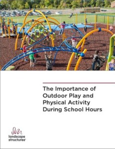 The Importance of Outdoor Play & Physical Activity During Schools Hours