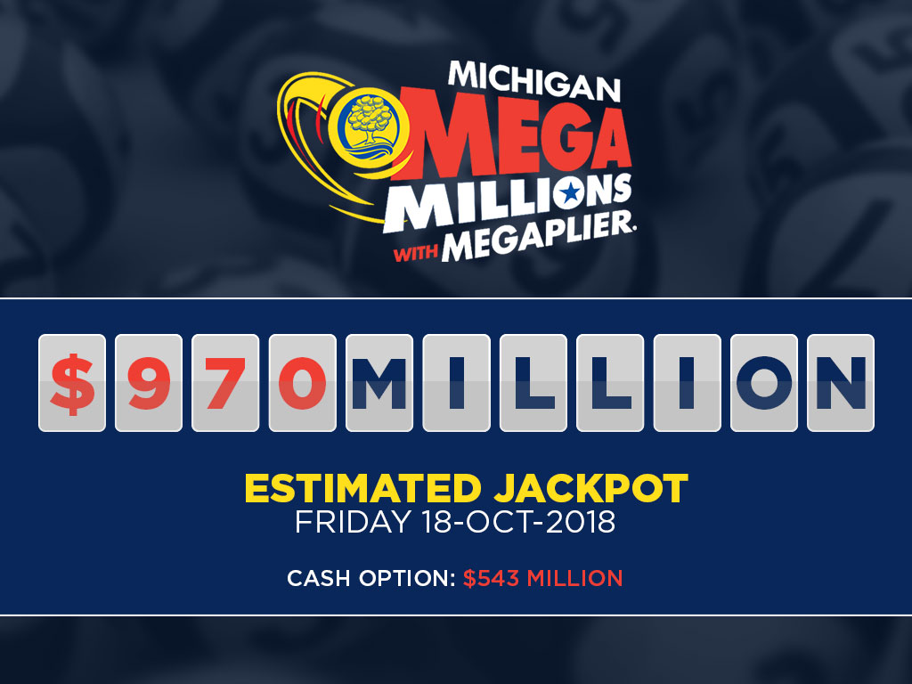 Mega Millions Pot Is $970 Million For Tonight's Drawing ...
