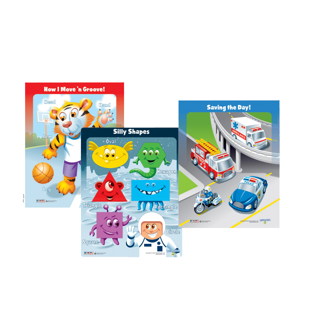 3 pack puzzles