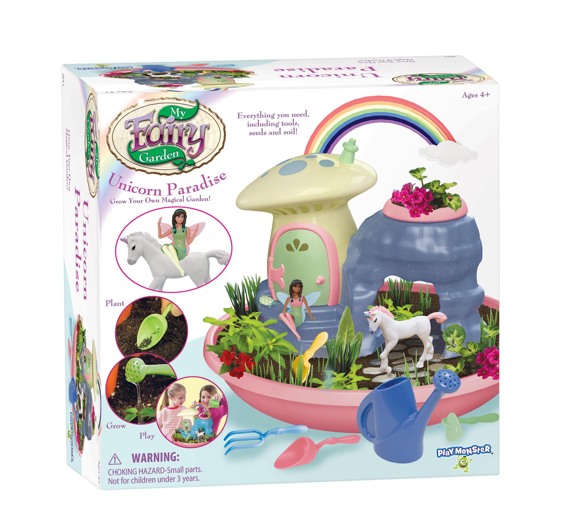 My Fairy Garden Unicorn Paradise Playmonster