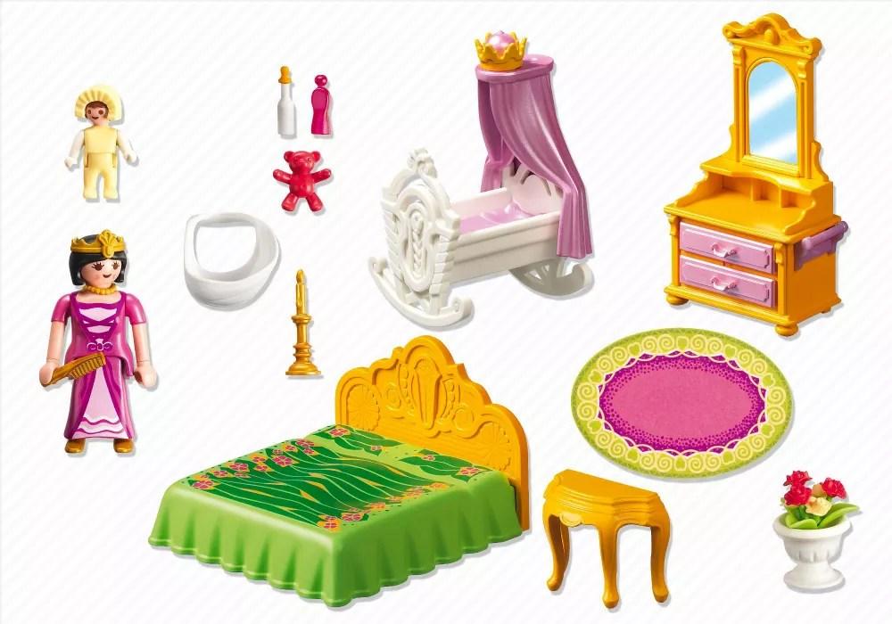 Slaapkamer Playmobil