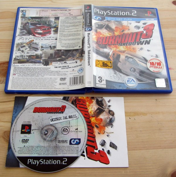 20+ Burnout 3 Takedown Cover Pictures and Ideas on Meta Networks