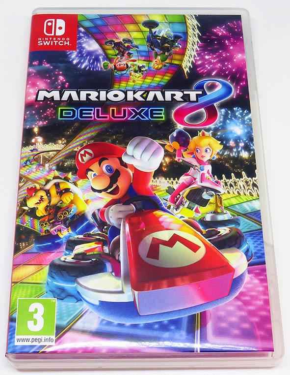 Mario Kart 8 Deluxe SWITCH (Seminovo) - Play n' Play